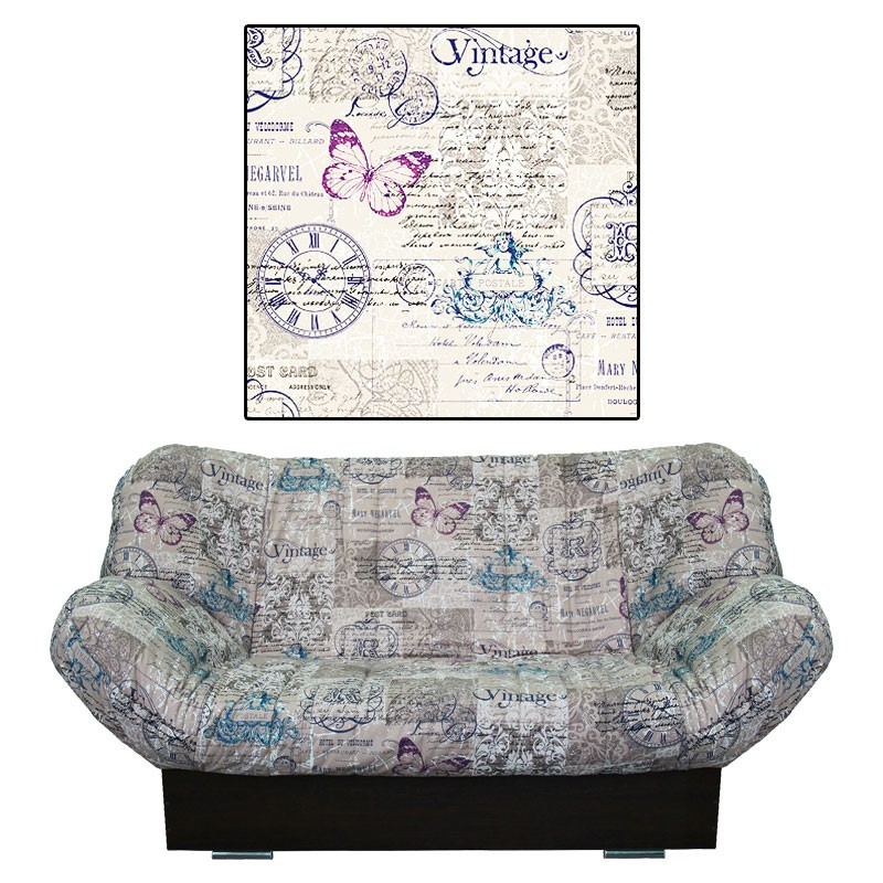 Чехол на диван клик-кляк Мэри