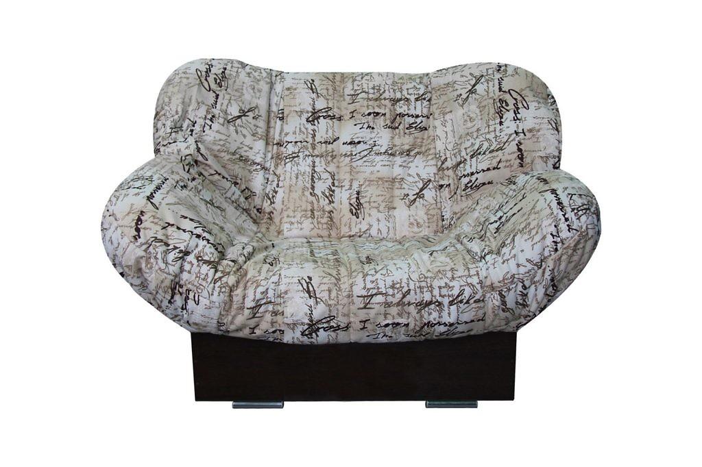 Кресло клик кляк Бежевый Кросс