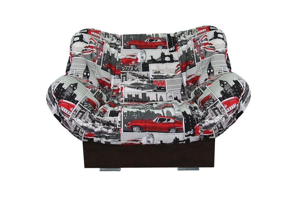 Кресло  клик кляк Ягуар